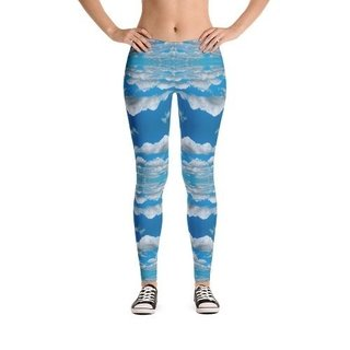 Cielo Nubes Leggings - Eat me!