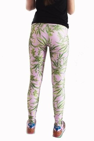 Cannabis Sativa Marihuana Leggings en internet