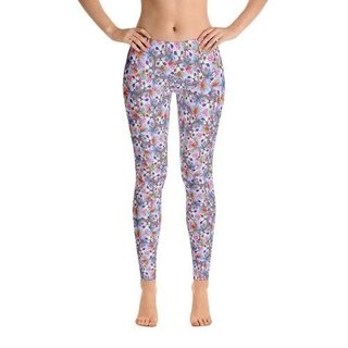 Gatos Cymk Leggings - comprar online