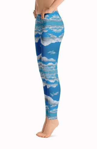 Cielo Nubes Leggings
