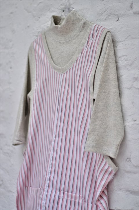 PIJAMA JUMPER Y REMERA MARSELLA