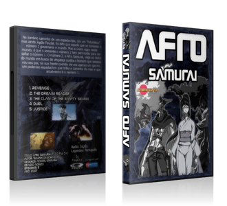 Afro Samurai (OVAs & Movie)