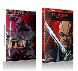 Blade The Animation - comprar online