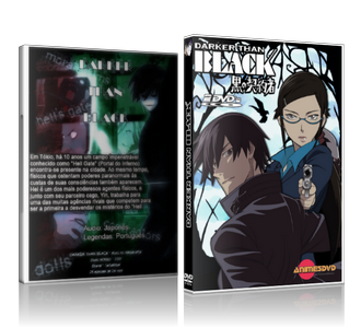 Darker Than Black - comprar online
