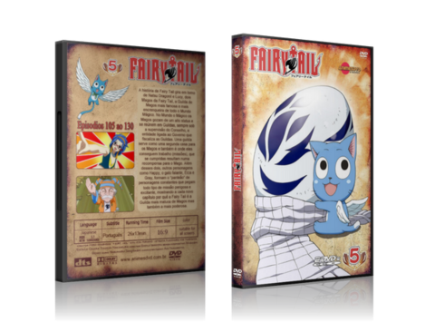 Fairy Tail Vol.05 - comprar online
