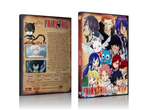 Fairy Tail Vol.07 - comprar online