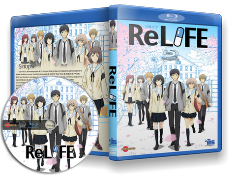 ReLIFE Cover Capa