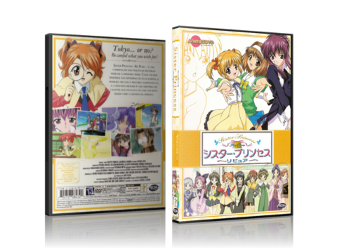 Sister Princess: Re Pure - comprar online