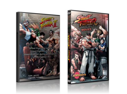Street Fighter Movies - comprar online