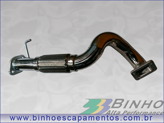 DOWNPIPE HB20 TURBO