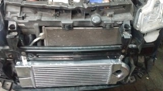 INTERCOOLER DS3 - COPIA DA FORGE