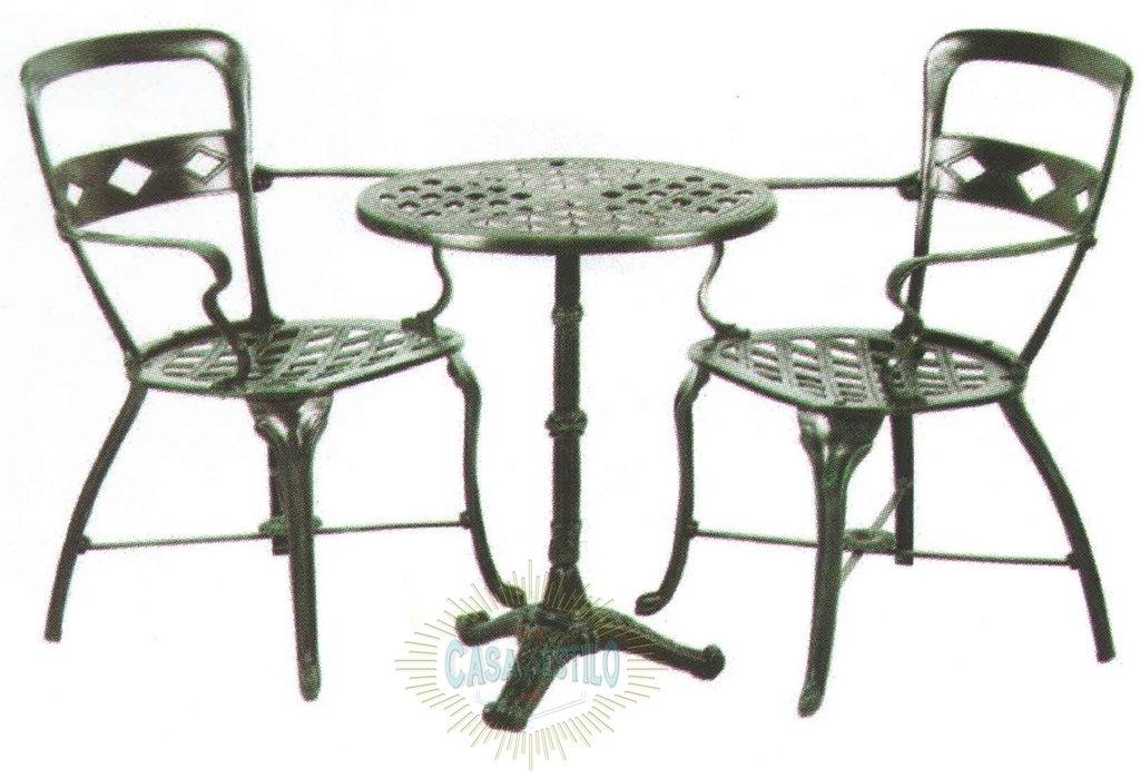 Juego artistico de balcon comprar en casa con estilo for Juego de sillones para balcon