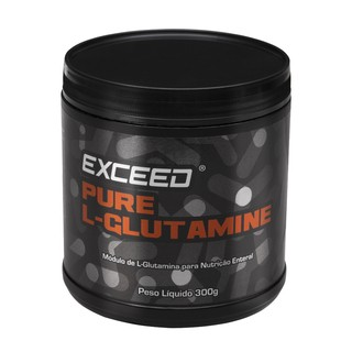 Exceed Pure L-Glutamine 300g