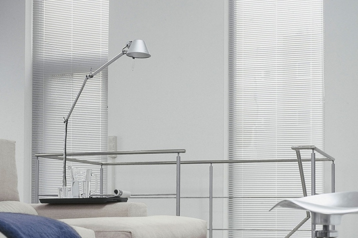 Persianas interiores de aluminio casagarden for Persianas de interior