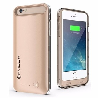 FUNDA CARGADOR ORIGINAL KODIAK 3100 mAh IPHONE 6