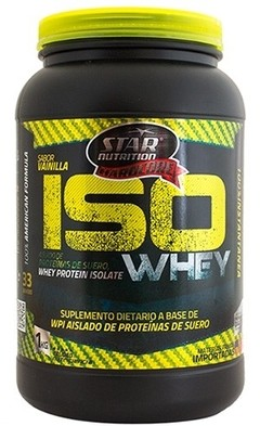 Proteina Star Nutrition Iso Whey 1 kg PR