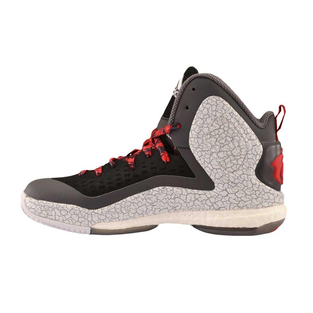 zapatillas de basquet adidas rose