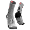 MEIA COMPRESSPORT PRO RACING SOCKS V3.0 BIKE CINZA