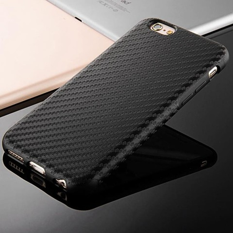 Funda Carbono Iphone 6 - 6s