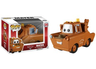 Tom Mater  Cars Carros Funko Pop