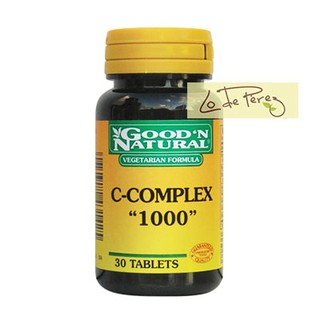 Complejo de vitamina C Good and Natural USA