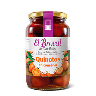 Quinotos en conserva x 440 gs El Brocal