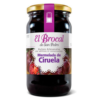 Mermelada Ciruela x 420 gs El Brocal