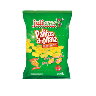Palitos de Maíz Chizitos x 65 gs Julicroc