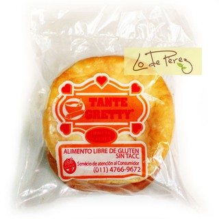 Pan de Hamburguesa Tante Gretty
