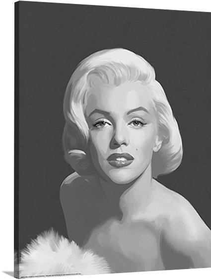 Marilyn Monroe Cuadro enmarcado o de lienzo / tela
