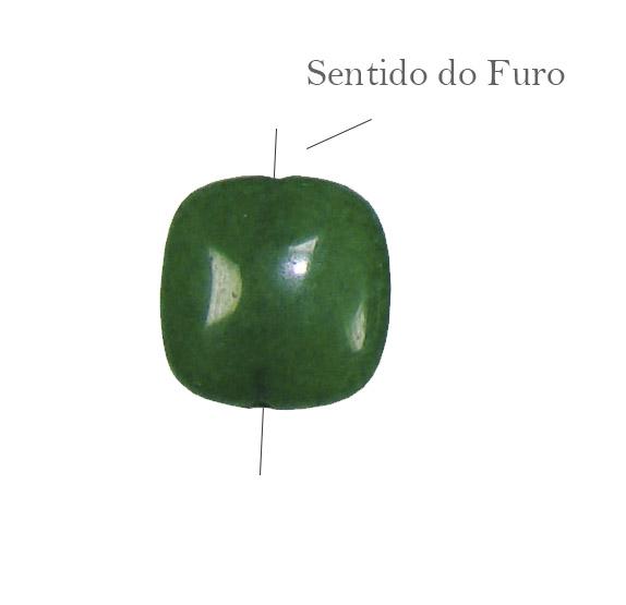 Jade Formato Quadrado