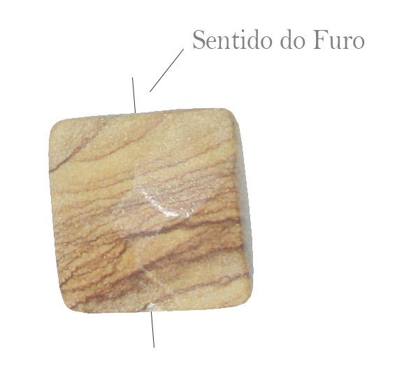 Quadrado de Jaspe Madeira