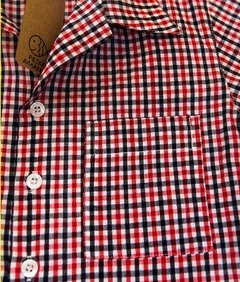 Checkered Shirt on internet