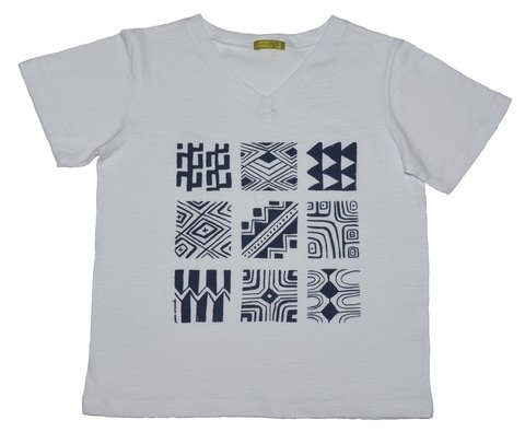 Camiseta Tribal