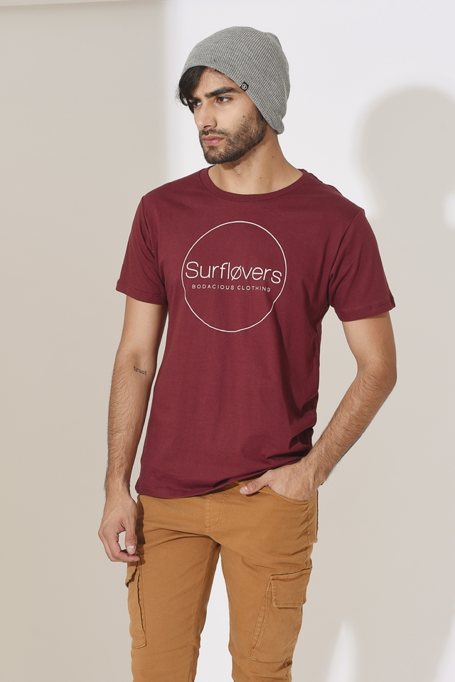 REMERA SURFLOVERS