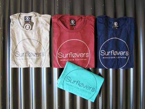 REMERA SURFLOVERS - comprar online