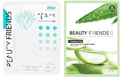 Máscara Rejuvenescimento Facial - Beauty Friends (Kit com 5 unidades)