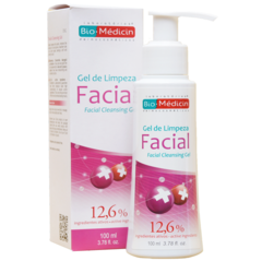 Gel de Limpeza Facial - Bio-Médicin (100 ml)
