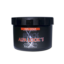 Gel Cola Black 300G