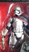 Figura Star wars The Black Series - Captain Phasma - comprar online