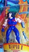 Figura vintage Toybiz X-men Weapon X