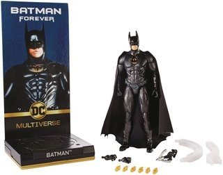 Figura DC Multiverse Signature Collection - Batman Forever (Val Kilmer)