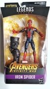 Figura Marvel Legends Avengers Infinity War - Iron Spider (Baf Thanos) - comprar online