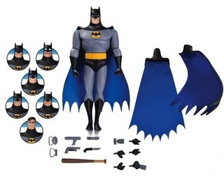 Figura DC Batman the animated series Expressions Pack.