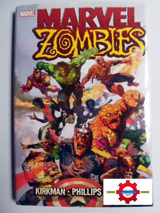 Marvel Zombies - Tapa dura