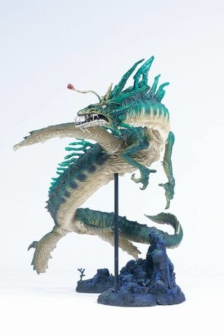 Figura Water Dragon (McFarlane Dragons series 2)