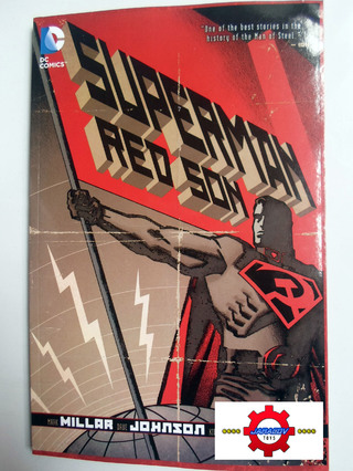 Superman: Red Son (Tapa suave)