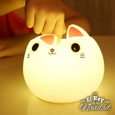 Gatito Led Recargable