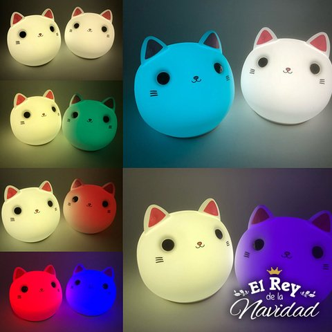 Gatito Led Recargable en internet