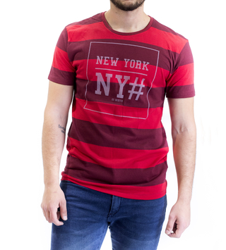 Remera Smith Rojo